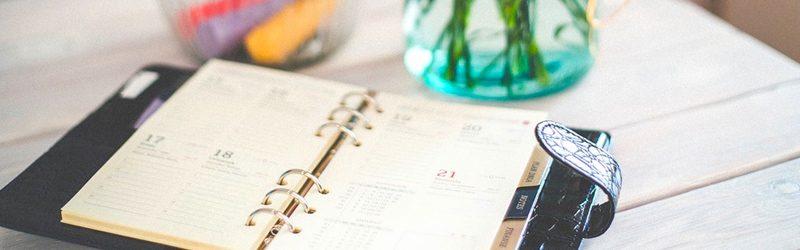 Plánovací kalendář 2017