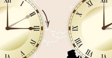 Změna času a jeho zrušení