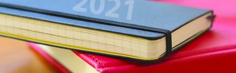 Plánovací kalendář 2021